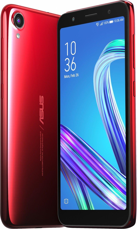 Смартфон Asus ZenFone Live (L2) (ZA550KL-4C138EU) 2/32 GB DS Gradient Red фото 2
