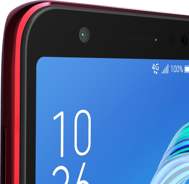 Смартфон Asus ZenFone Live (L2) (ZA550KL-4C138EU) 2/32 GB DS Gradient Red фото 9