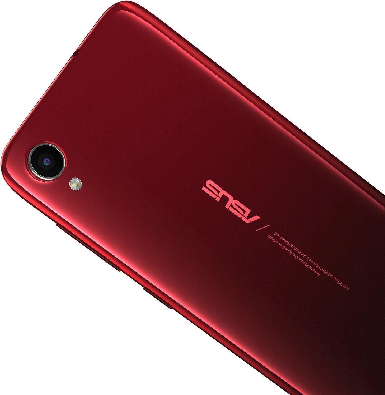 Смартфон Asus ZenFone Live (L2) (ZA550KL-4C138EU) 2/32 GB DS Gradient Red фото 8