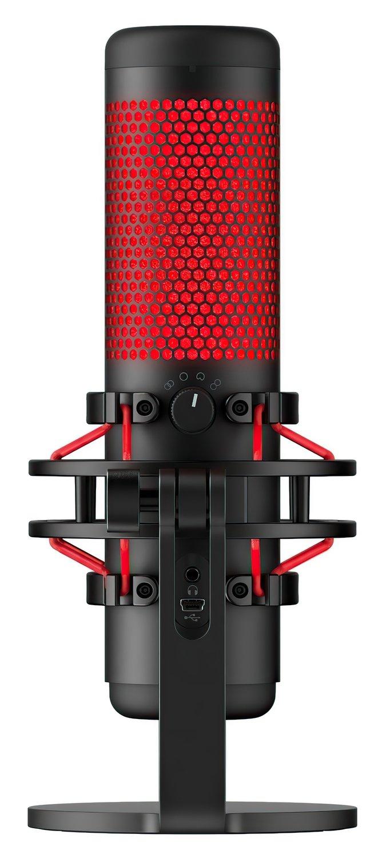 Микрофон HyperX QuadCast Mic (HX-MICQC-BK) фото 5