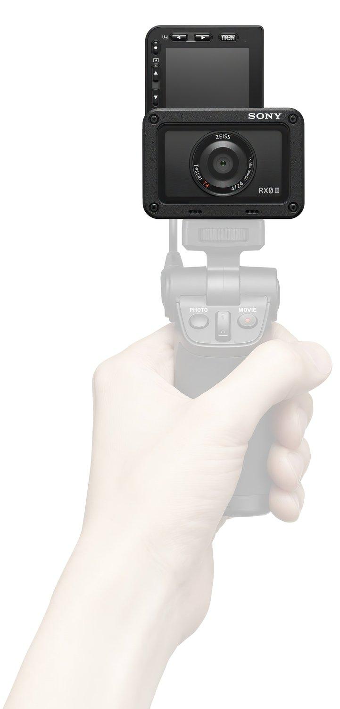 Фотоаппарат SONY Cyber-Shot RX0 II (DSCRX0M2.CEE) фото