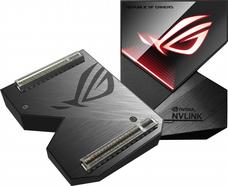 ≡ Мостик ASUS GeForce RTX NVLink Bridge SLI – купить в Киеве   цены