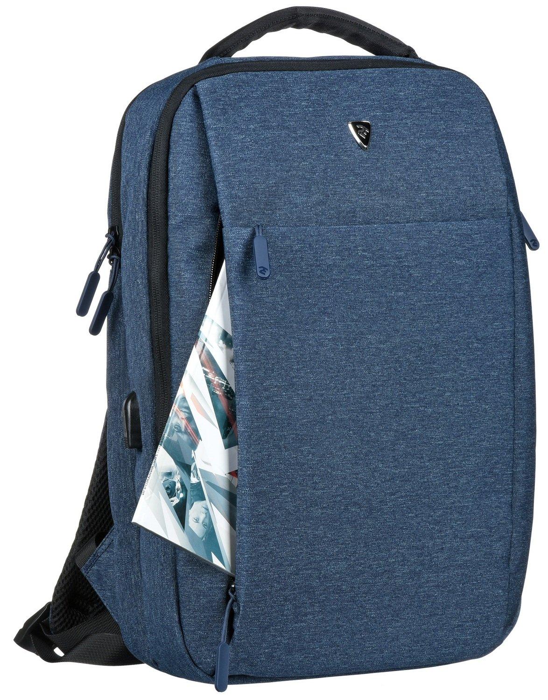"<p>Рюкзак 2E Melange 16"" Blue</p>фото7"