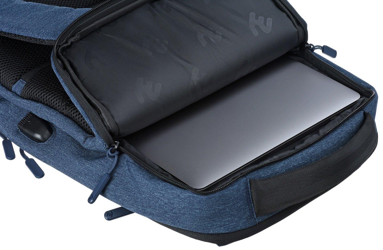 "<p>Рюкзак 2E Melange 16"" Blue</p>фото13"