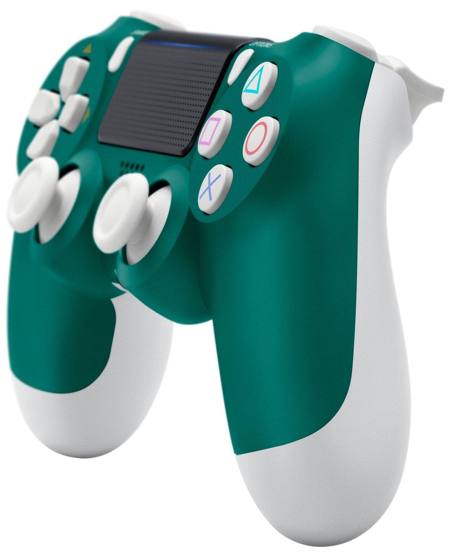 Беспроводной геймпад SONY Dualshock 4 V2 Alpine Green для PS4 (9981398) фото 2
