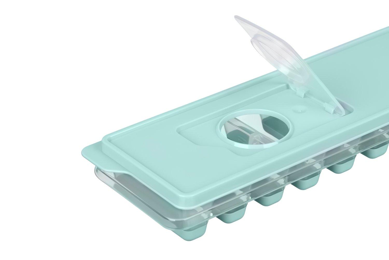 Форма для льда Ardesto Fresh Stick голубая с крышкой (AR1102TP) фото 2