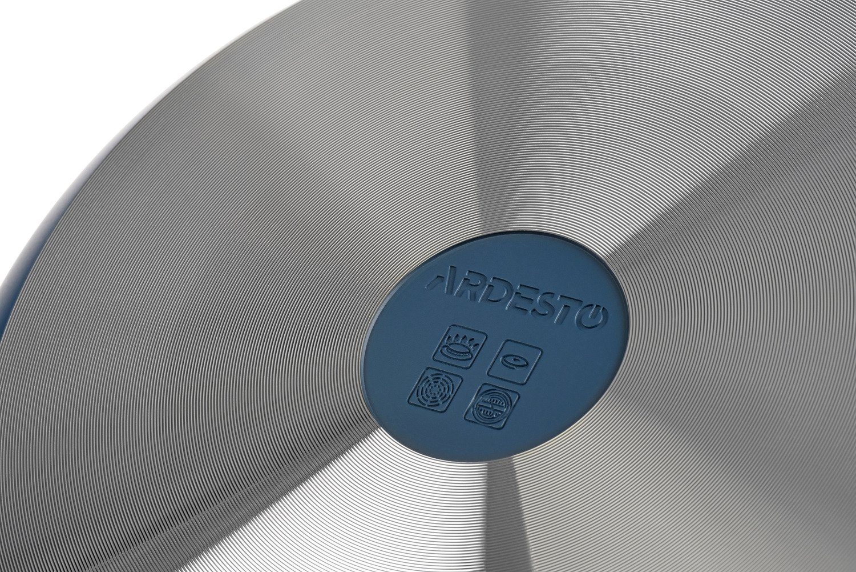 Сковорода Ardesto Gemini синяя 24 см (AR1924BA) фото 5