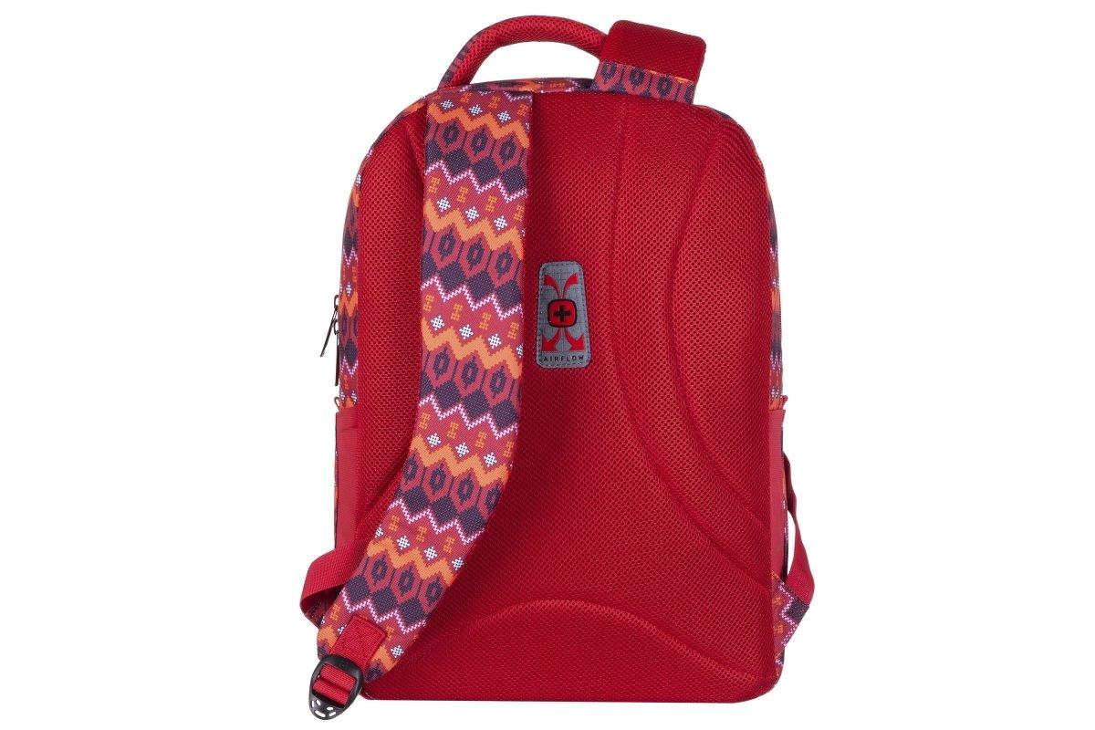 "<p>Рюкзак для ноутбука Wenger Colleague 16"" (Red Native Print)</p>фото3"