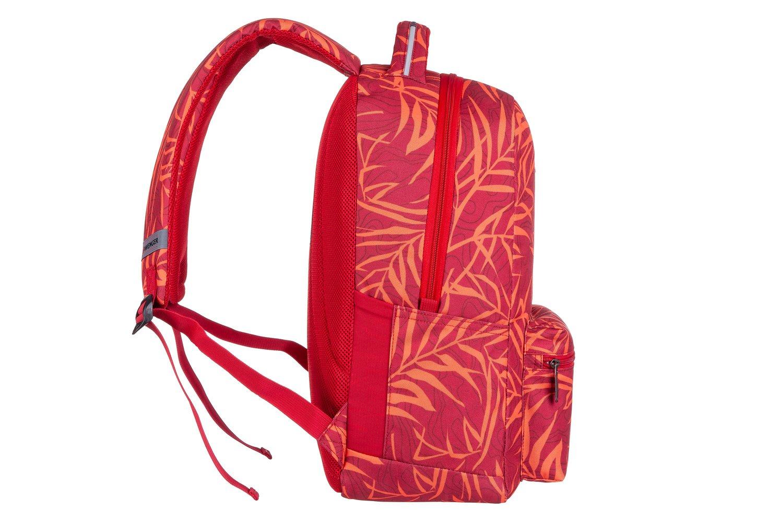 "<p>Рюкзак для ноутбука Wenger Colleague 16"" (Red Fern Print)</p>фото4"
