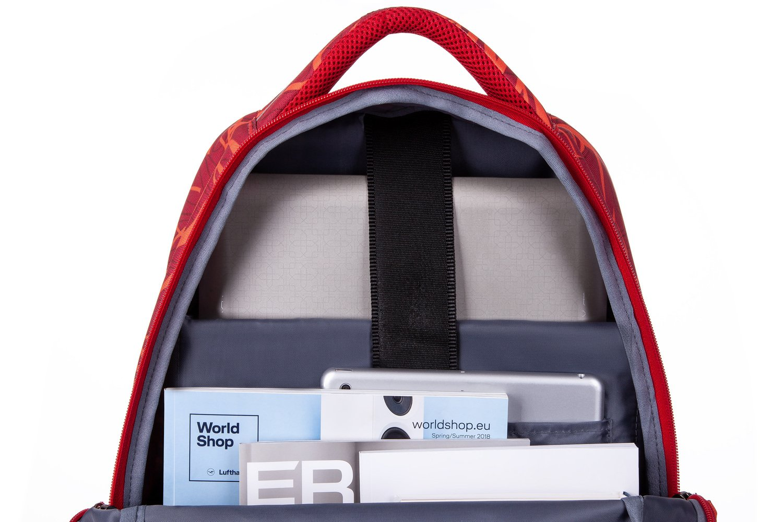 "<p>Рюкзак для ноутбука Wenger Colleague 16"" (Red Fern Print)</p>фото7"