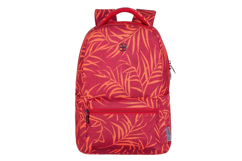 "<p>Рюкзак для ноутбука Wenger Colleague 16"" (Red Fern Print)</p>фото3"