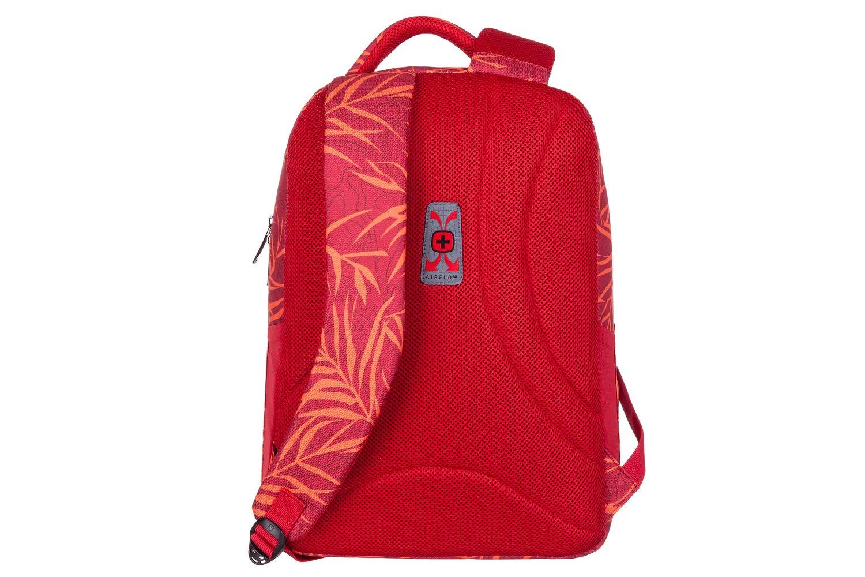 "<p>Рюкзак для ноутбука Wenger Colleague 16"" (Red Fern Print)</p>фото5"