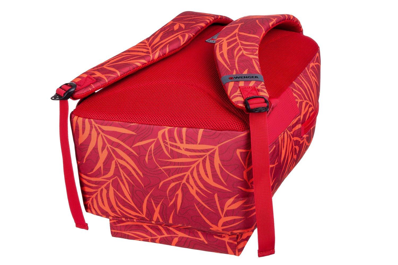 "<p>Рюкзак для ноутбука Wenger Colleague 16"" (Red Fern Print)</p>фото6"