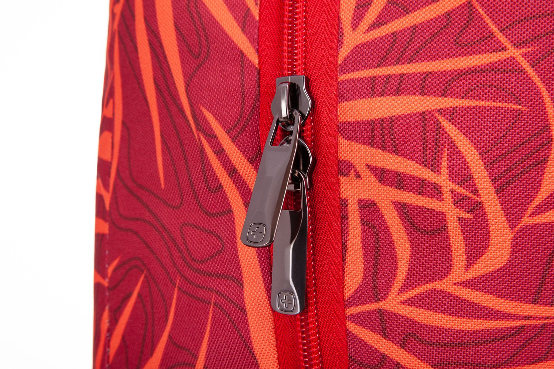 "<p>Рюкзак для ноутбука Wenger Colleague 16"" (Red Fern Print)</p>фото10"