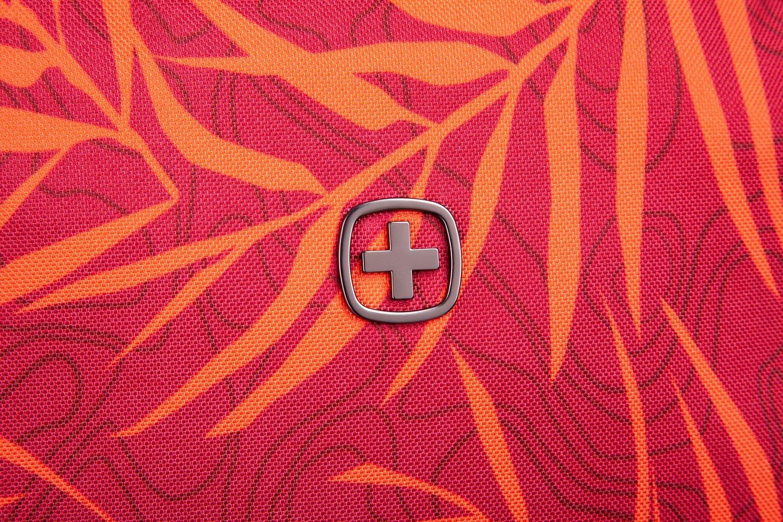 "<p>Рюкзак для ноутбука Wenger Colleague 16"" (Red Fern Print)</p>фото11"
