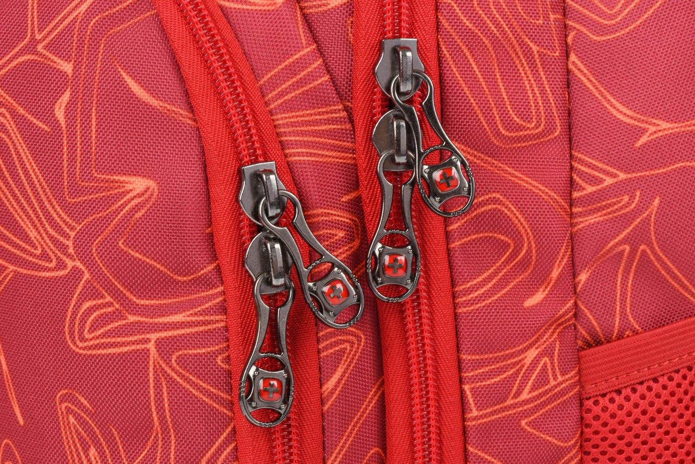 """Рюкзак для ноутбука Wenger Upload 16"""" (Red Fern Print) фото"""