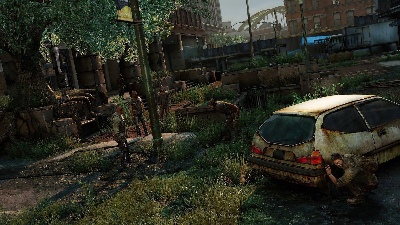 Игровая консоль PlayStation 4 Slim 1Tb (Horizon Zero Dawn + Detroit + The Last of Us + PSPlus 3М) (9926009) фото