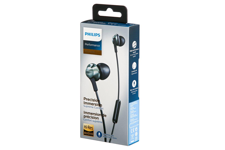 Навушники Philips PRO6105BK Black фото