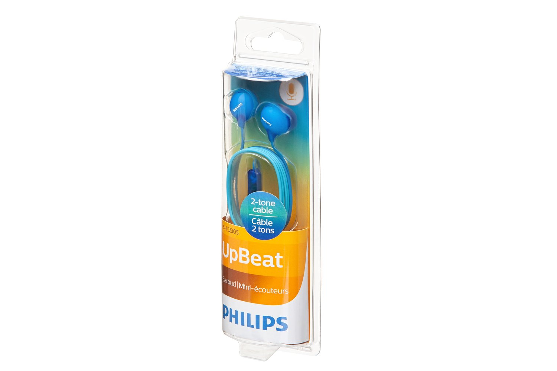 Навушники Philips SHE2305BL Blue фото3