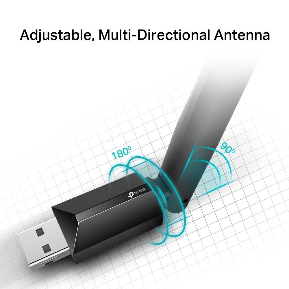 WiFi-адаптер TP-LINK ARCHER-T2U-PLUS фото6