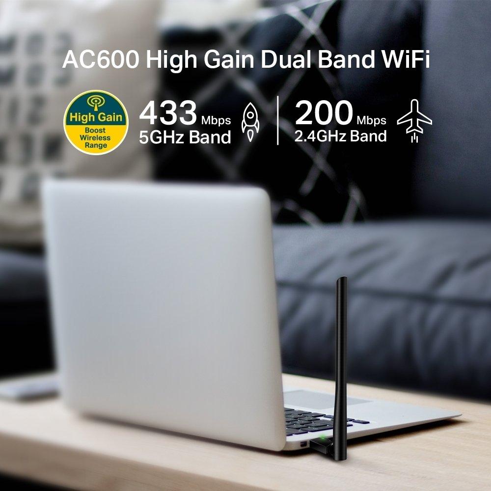 WiFi-адаптер TP-LINK ARCHER-T2U-PLUS фото7
