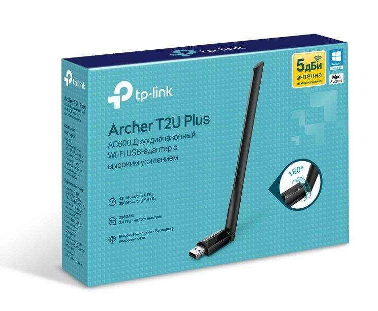 WiFi-адаптер TP-LINK ARCHER-T2U-PLUS фото3