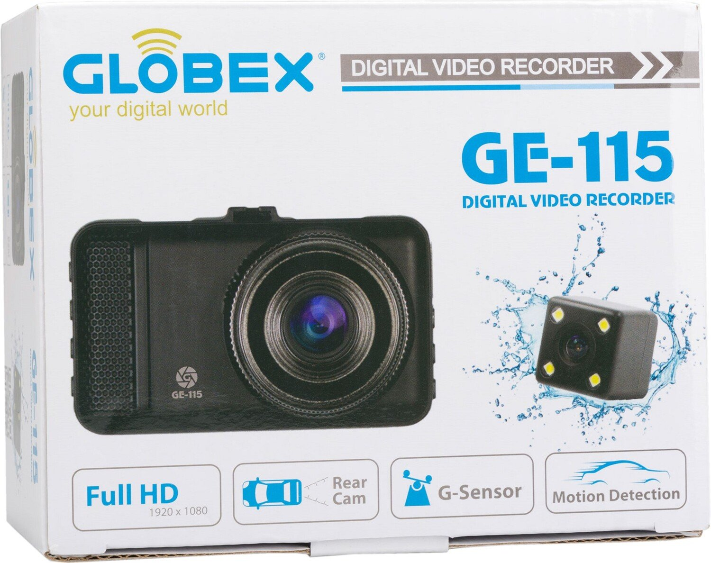 Видеорегистратор Globex GE-115 фото 10