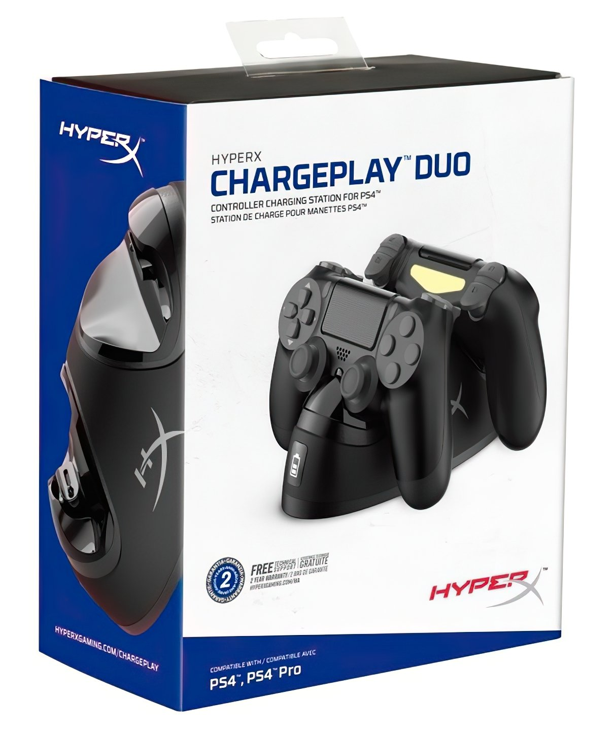 Зарядная станция HyperX ChargePlay Duo (HX-CPDU-C) фото 8