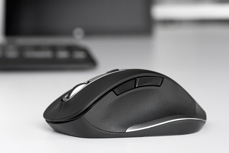 Миша 2Е MF215 WL Black фото