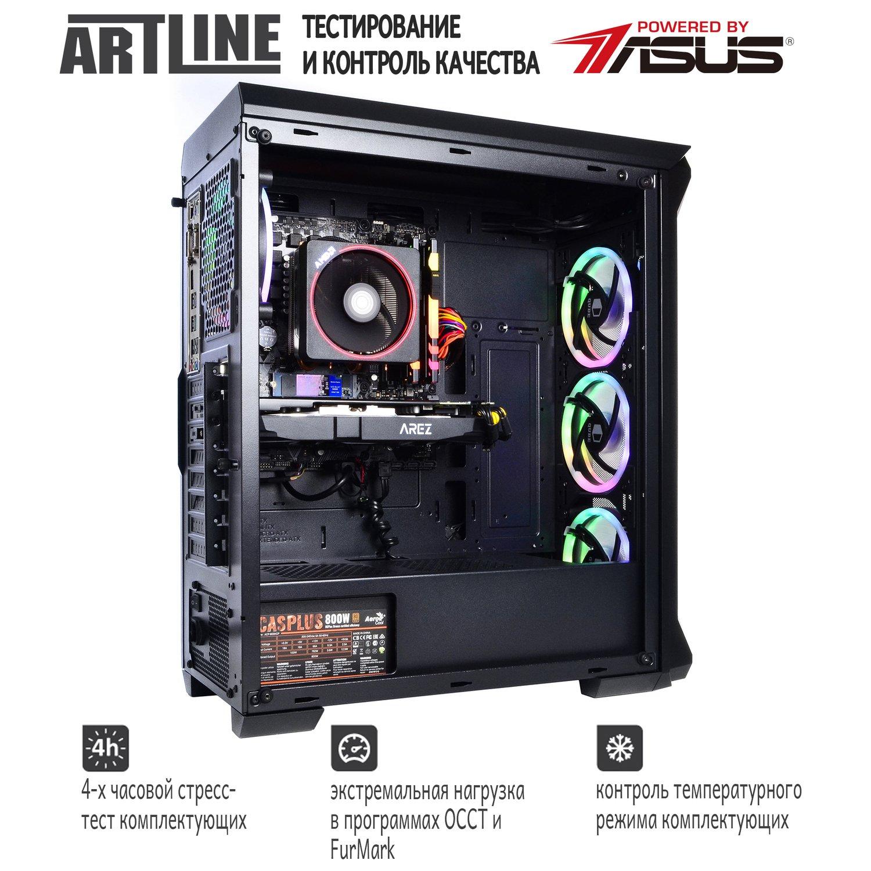 Системний блок ARTLINE Gaming X65 v21 (X65v21) фото7