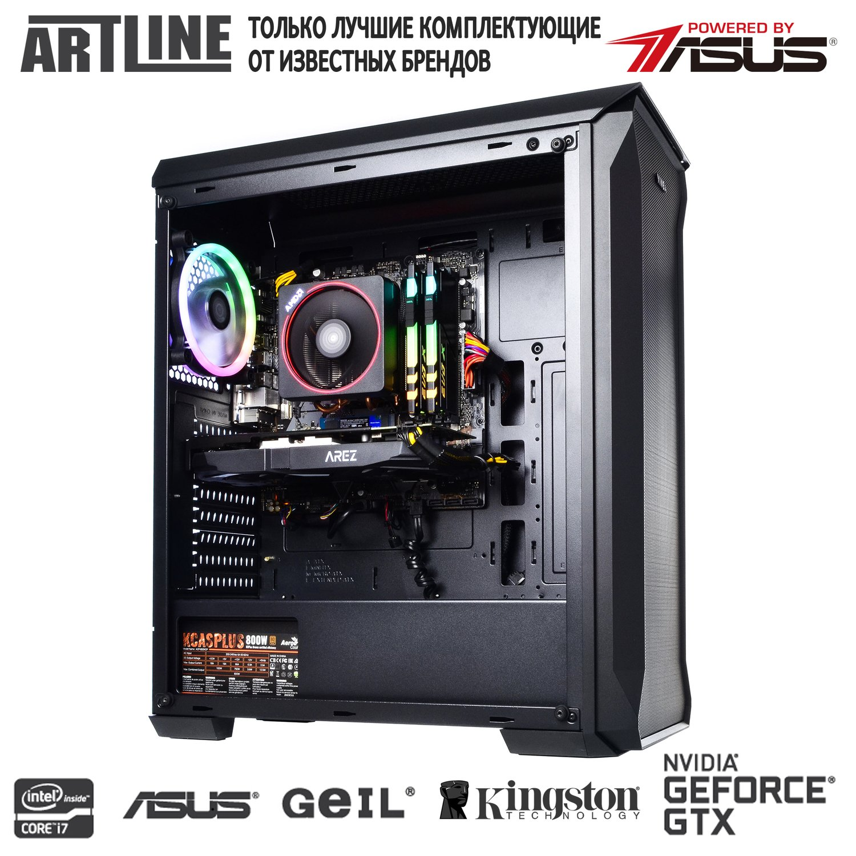 Системний блок ARTLINE Gaming X65 v21 (X65v21) фото8
