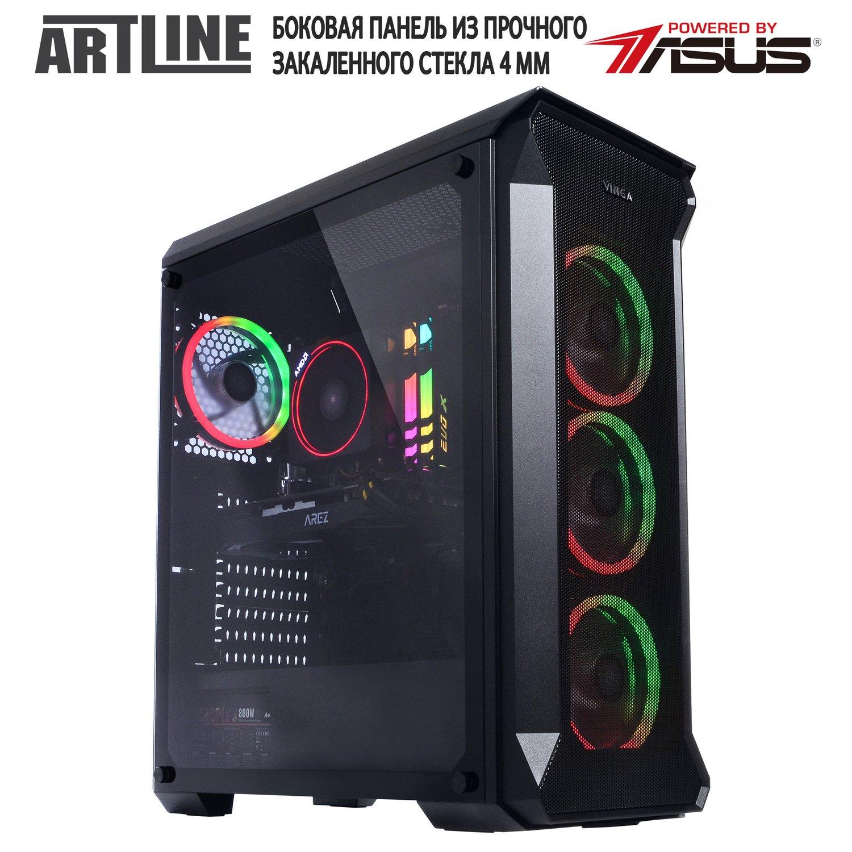 Системний блок ARTLINE Gaming X65 v21 (X65v21) фото10