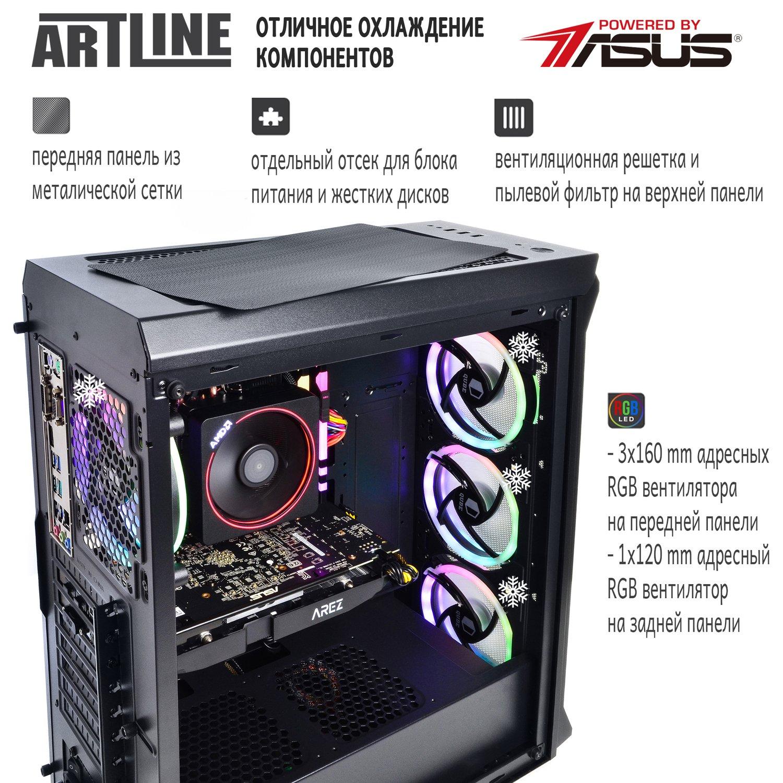 Системний блок ARTLINE Gaming X65 v21 (X65v21) фото3