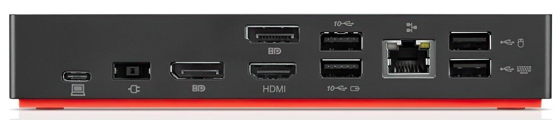 Док-станція Lenovo ThinkPad USB-C Doc Gen 2 фото3
