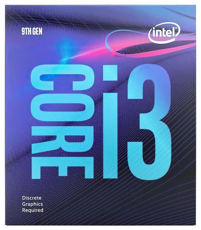 Процесор Intel Core i3-9100F box (BX80684I39100F) фото