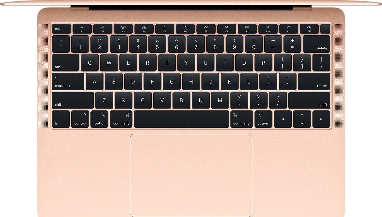 """Ноутбук APPLE A1932 MacBook Air 13""""(MVFM2UA/A) Gold 2019 фото 2"""