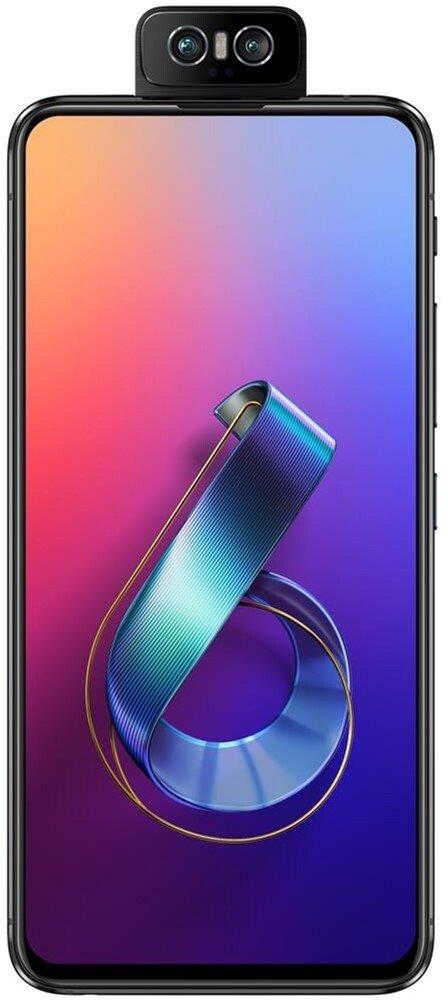 Смартфон Asus ZenFone 6 (ZS630KL-2A002EU) DS Black фото 4