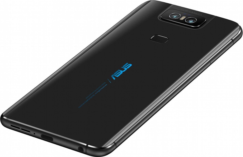 Смартфон Asus ZenFone 6 (ZS630KL-2A002EU) DS Black фото 13