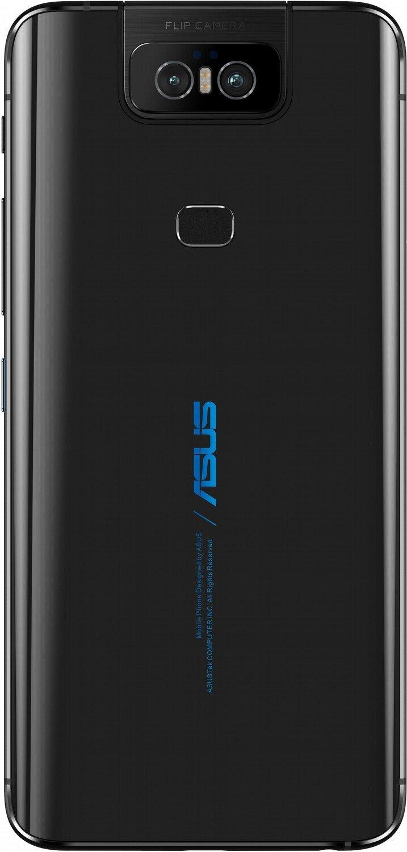 Смартфон Asus ZenFone 6 (ZS630KL-2A002EU) DS Black фото 11