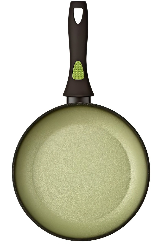 Сковорода Ardesto Avocado алюминий, зеленый, 22 сантиметров (AR2522FA) фото 2