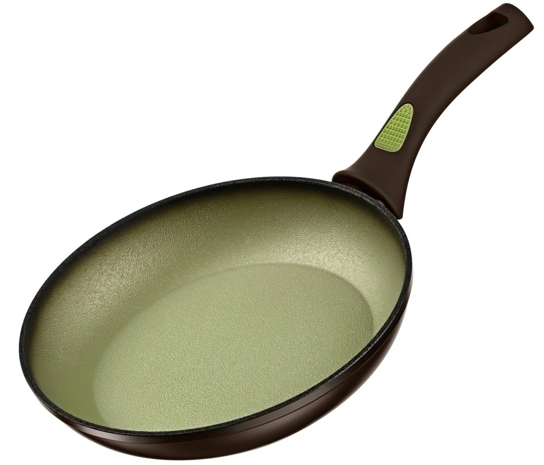 Сковорода Ardesto Avocado алюминий, зеленый, 22 сантиметров (AR2522FA) фото 3