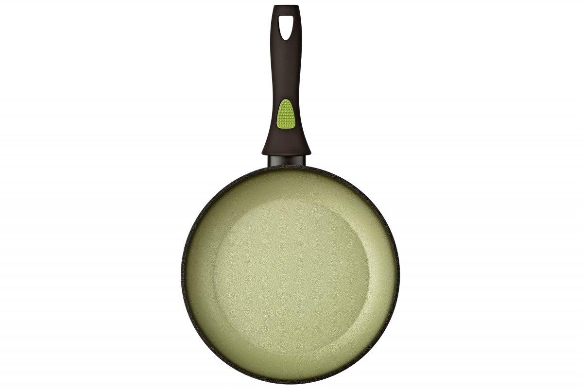 Сковорода Ardesto Avocado алюминий, зеленый, 28 сантиметров (AR2528FA) фото 5