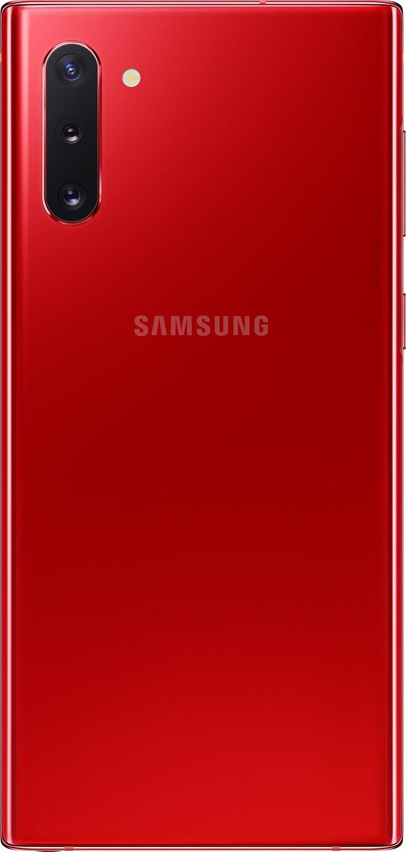 Смартфон Samsung Galaxy Note 10 Red фото 4