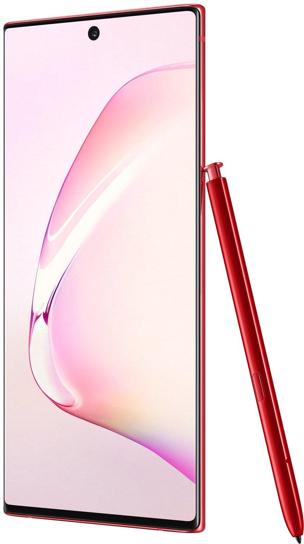 Смартфон Samsung Galaxy Note 10 Red фото 7