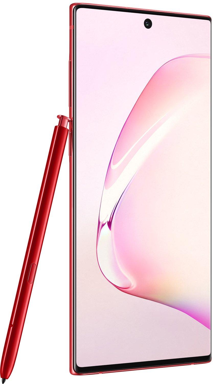 Смартфон Samsung Galaxy Note 10 Red фото 6