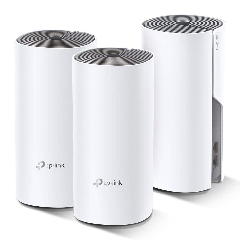 Бездротова система Wi-Fi TP-LINK DECO-E4-3-PACK фото2