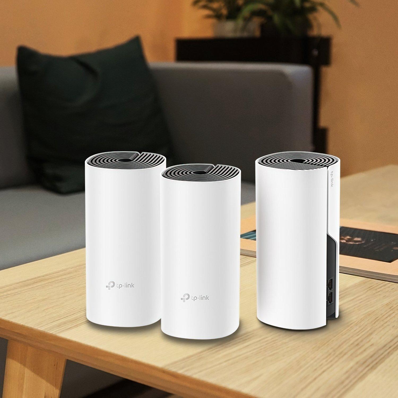 Бездротова система Wi-Fi TP-LINK DECO-E4-3-PACK фото6