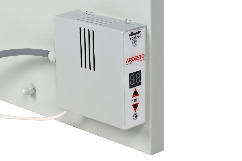 Керамическая электронагревательная панель с терморегулятором Ardesto HCP-1000RM (мрамор) фото
