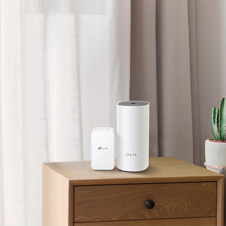 Бездротова система Wi-Fi TP-LINK DECO-E3-2-PACK фото