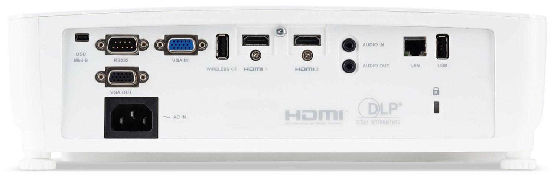 Проектор Acer X1225i (DLP, XGA, 3600 ANSI lm), WiFi (MR.JRB11.001) фото